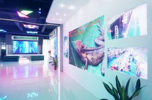 Indoor HD plein écran LED de couleur Le 1.2