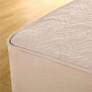 Tamanho Queen Premium Protector de colchão impermeável hipoalergénicos de poliéster