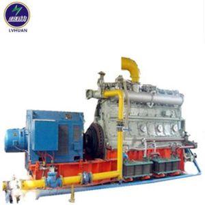 CHP 500kwの石炭のガス化装置の石炭ベッドのガスの発電機セット