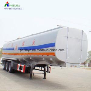 di 3/4axles 40-55cbm dell'olio del camion del combustibile dell'autocisterna rimorchio diesel semi