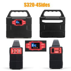 Générateur portatif puissant de sauvegarde pour pique-nique de plein air avec sorties USB