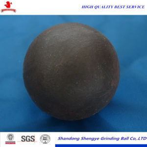 Venta caliente de acero forjado de medios de molienda de bolas Molino de bolas