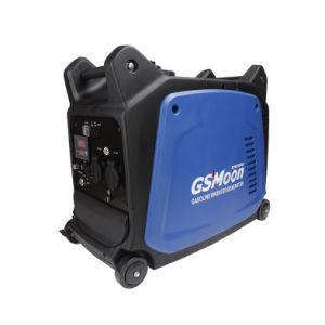 3KW 12V DC Inversor CA Casa espera gasolina gerador da fonte de alimentação