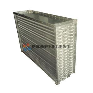 동관 및 알루미늄 탄미익 또는 스테인리스 격판덮개 탄미익 관 열교환기