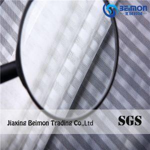 Tessuto di nylon del vestito dalla maglia della banda dello Spandex di sensibilità della mano molle