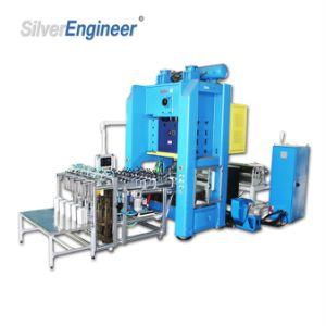 Производство барбекю одноразовых контейнеров из алюминиевой фольги / ёмкость / Pan машину из Silverengineer принятия решений