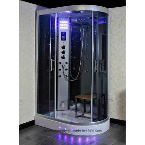 Sala de ducha de vapor, cabina de ducha de vapor