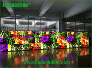 P3 Indoor 576*576mm armoires moulé Affichage LED de location