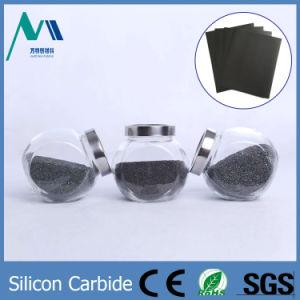 Materiais abrasivos Micropowder carboneto de silício