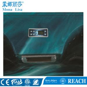 Rectângulo quatro bancos de canto em acrílico de massagem SPA Tub (M-3318)