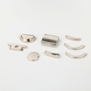 Magneten van NdFeB van het Neodymium van de Generator N35/N38/N40/N42 van de wind de Permanente