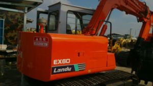 Original usato Hydraulic Cheap Ex60, Ex60-1 Mini Crawler Small Excavator/Digger da vendere