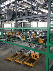 Guanti avanzati nitrile/del lattice che tuffano la linea di produzione della macchina con ad alto rendimento