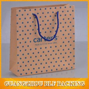 Einfache preiswerte Einkaufen-Papierbeutel