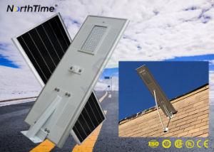 リモート・コントロールのスマートな屋外LEDの軽い太陽街灯