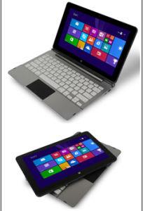 Bedrijfs Computer, Gemakkelijke Dragende Laptop Uiterst dunne Laptop van de Computer van 11.6 Duim Computer