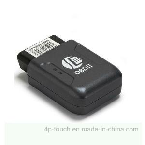 Diebstahlsicherer Mini-Verfolger GPS-OBD2 GPS mit Geschwindigkeits-Warnung T206