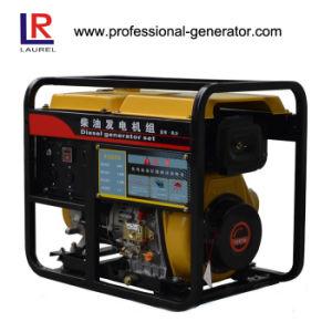 Un cilindro de 5.5kw Generador Diesel