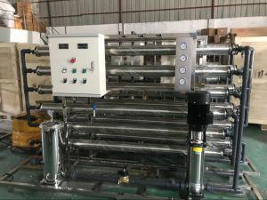 4040 het Schip van het Membraan van het roestvrij staal voor de Industriële Behandeling van het Water RO