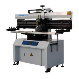Qualitäts-halbautomatischer Bildschirm-Drucker