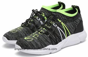 Nuevo diseño de zapatillas zapatos deportivos Flyknit ejecutando (237)