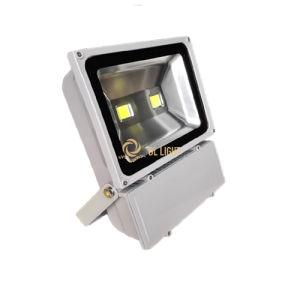 70Wは最もよい価格Dlfl032の白い屋外の洪水の照明設備を暖める