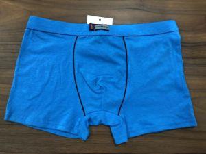 Logo caleçons 95%COTON/5%spandex Fashion boxeurs court sous-vêtements pour hommes