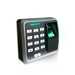 Cartão inteligente biométrico de impressões digitais Leitor de controle de acesso (F01)