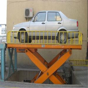 販売のためのタイプ携帯用油圧中古車の上昇を切りなさい