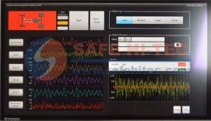 Присутствия человека электрическое поле датчика для определения прав и тактовых импульсов дыхания