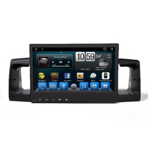 10.1 polegadas do sistema de rádio DVD automóveis Toyota Corolla Leitor de DVD