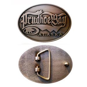 工場直売のカスタム金属のクラフトのAluninum Danmotoのベルトの留め金、自由で標準的なサンプル! (011)