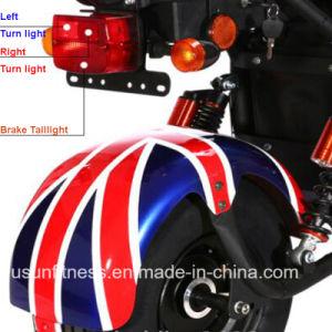 EWG-elektrischer Motorrad-Roller mit LED-Licht