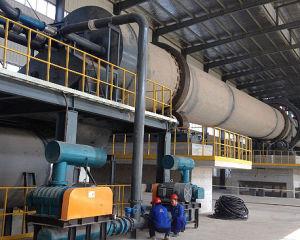Baixo investimento Desmembra Proppant óleo da linha de produção