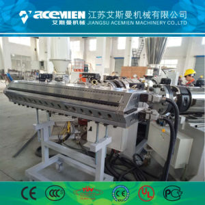 Vitrage PVC Tuile de machines en plastique