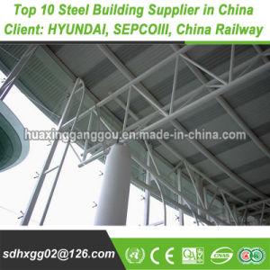 P345b prefabricados, peso liviano Metal Leve Pre-Engineered estructurales Estructura de acero de la construcción de bastidor (exportó 200000mt)