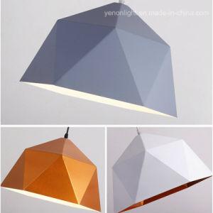 O MACARON lustre de ferro forjado Lâmpada Pendente de refeições criativas modernas