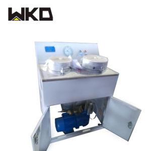 Filtro a depressione d'asciugamento del disco del laboratorio del macchinario per la separazione di solido liquido