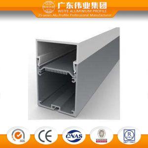 Perfil de extrusión de aluminio Industrial LED