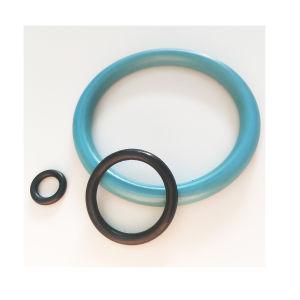 Zwarte Olie - Bewijs en de Waterdichte Verbinding van de O-ring van het Nitril Rubber