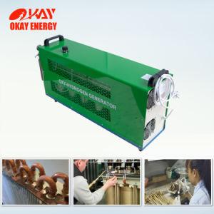 يجعل في الصين [هّو] ماء وقود مجوهرات لحامة طاقة - توفير آلة