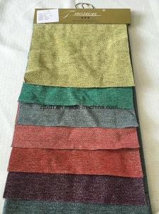 Tessuto differente superiore di Chenile di colore 2018 per il coperchio del sofà