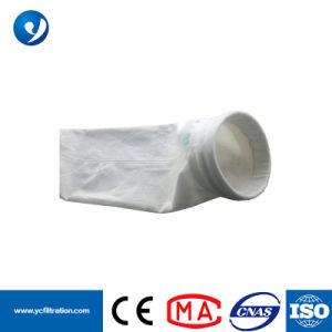 テフロンPTFE塵のフィルター・バッグの過フッ化炭化水素のファイバーかPolytetraflouroethylene Aka PTFE