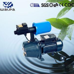 Elektrische kupferner Draht-selbstansaugende Zusatzstrahlpumpe mit Druckregelung