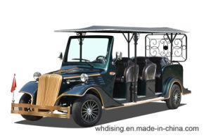6/8 lugares turísticos clássico carro eléctrico românticas para casamento/Resort/Club Marcação CE de conformidade