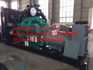 Motore diesel di Cummins Kta38-G4, in azione, consegna immediatamente