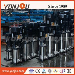 低温学の多段式遠心水ポンプ