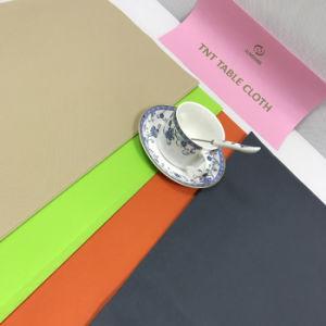 다채로운 짠것이 아닌 피복 싼 테이블 피복
