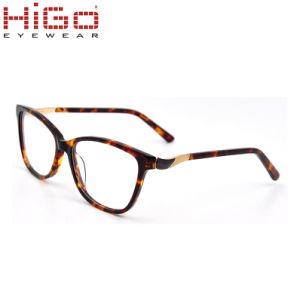 A Itália de acetato de Designer Óculos Óptica Pronto Stock Eye Molduras de vidro