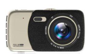 Últimas 4 pulgadas Full HD 1080p coche DVR, G-Sensor de Visión Nocturna, Control de aparcamiento coche Dash grabador de vídeo digital F4sf
